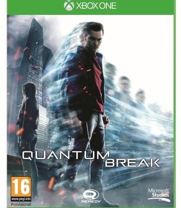 Quantum Break_Cover