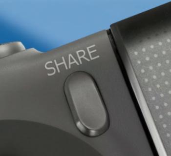 Tasto Share PS4