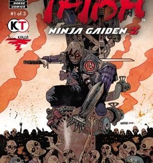 Yaiba Ninja Gaiden Z_fumetto