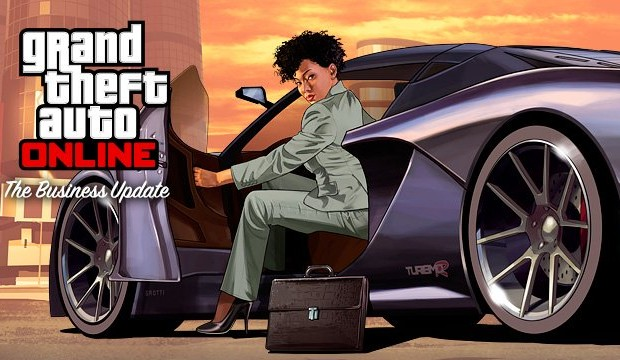 Grand Theft Auto Online The Business Update