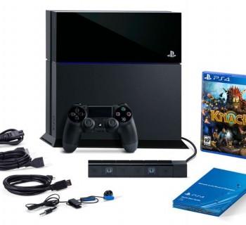 PS4 PSEye Knack bundle