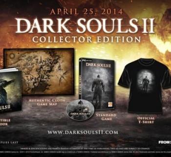 Dark Souls 2 Collector Edition PC
