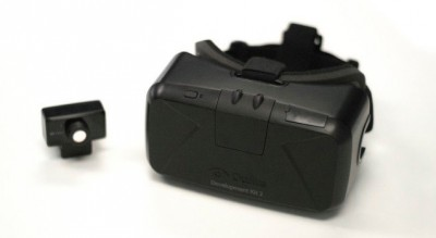 Oculus Rift Development Kit 2 DK2
