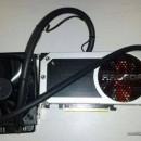 AMD Radeon R9 295X2 fronte