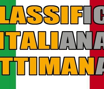 Classifica Italiana B3