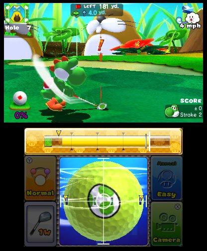 Mario Golf World Tour2