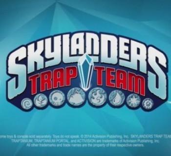 Skylanders: Trap Team b