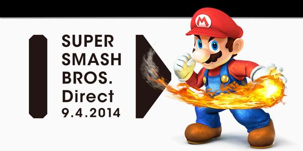 Nintendo direct smb B