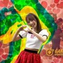Gametime episodio 25 Kaori Horiuchi Napoli Comicon 2014