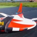 Goldrake Aeromodello