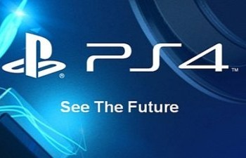 PS 4 Blue Banner