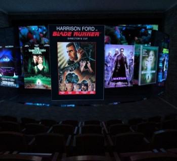 Virtual Cinema Oculus Rift