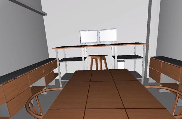 Kinect e oculus rift usati per creare un ufficio virtuale for Ufficio virtuale