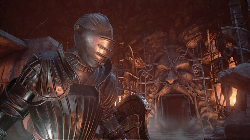 Deep Down armor 1