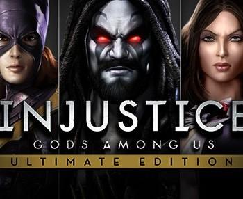 Injustice Gods Among Us UE B