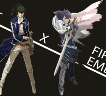 Shin Megami Tensei X Fire Emblem B
