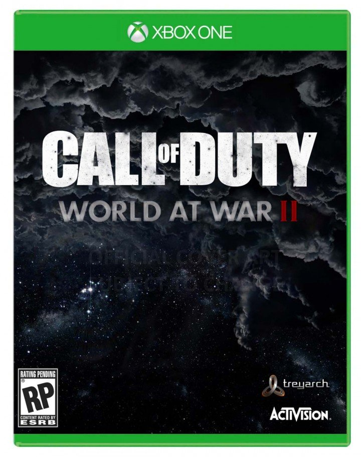 Call of Duty World at War II Cover