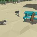 Dog-Park-Animal-Simulator-Game