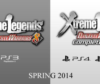 Dynasty Warriors 8 Xtreme Legends logo 01