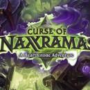 Hearthstone Curse of Naxxramas Banner