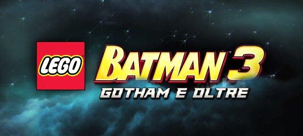 LEGO Batman 3 Gotham e Oltre B1