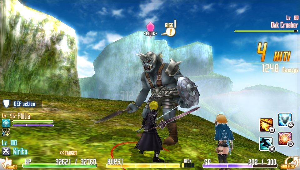 Sword Art Online2