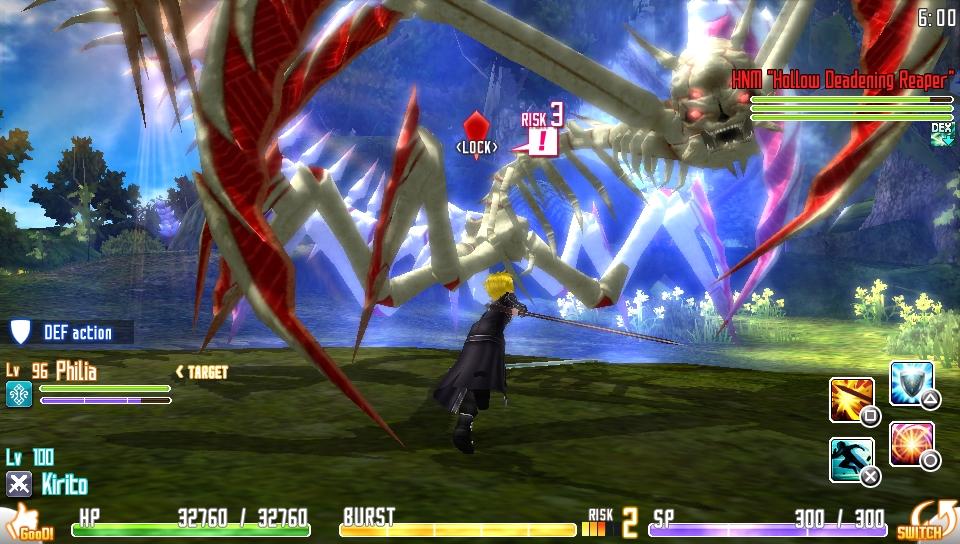 Sword Art Online6