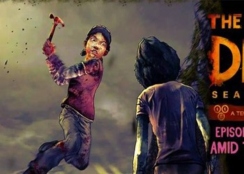 The Walking Dead Season Two – Episode 4 Amid The Ruins Banner 1