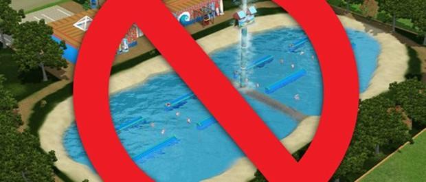 The sims 4 ecco perch non ci saranno piscine e bambini for Piscina sims 4