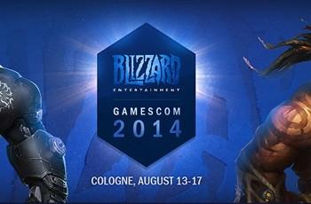 Blizzard-gamescom