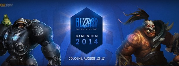 Blizzard-gamescom
