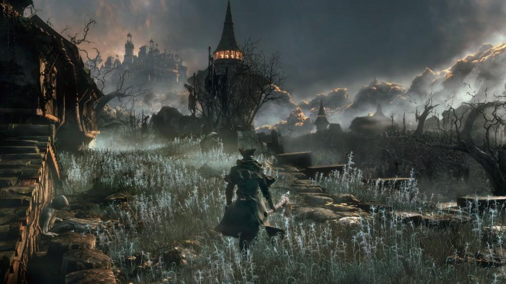 La componente estetica ha subito un'enorme passo in avanti rispetto a Demon Souls.