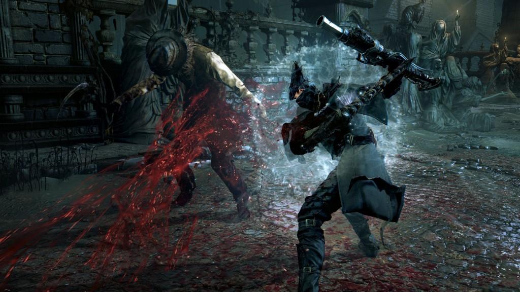 Il nuovo regain system promette di rendere i combattimenti più dinamici, portandovi ad attaccare i nemici per recuperare parte del danno perduto.