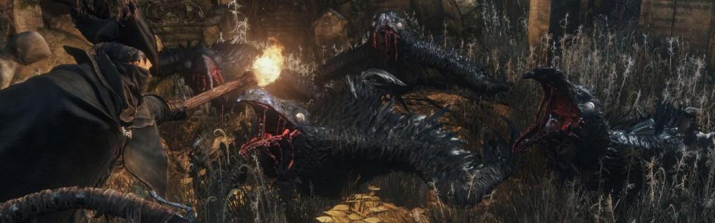 Bloodborne PS4 screenshot 05 gamescom 2014 banner