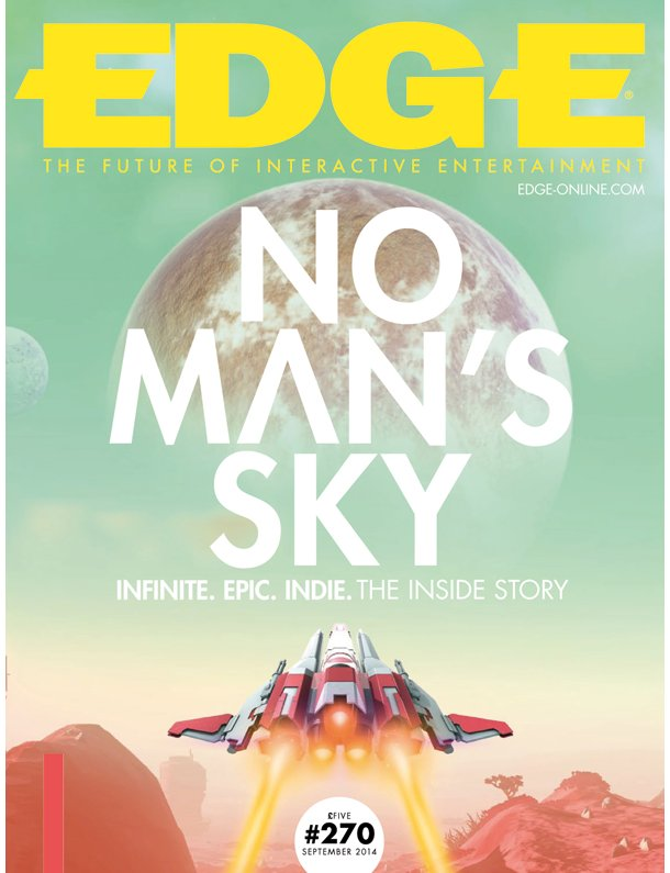 EDGE No man's Sky
