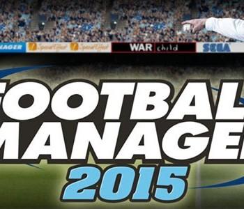 Football Manager 2015 logo