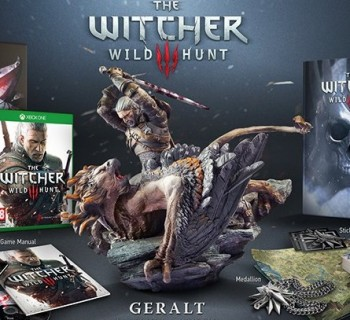 The Witcher 3 Wild Hunt Xbox One collector's edition 02