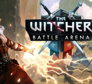 The Witcher Battle Arena B01