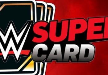 WWE SuperCard Banner