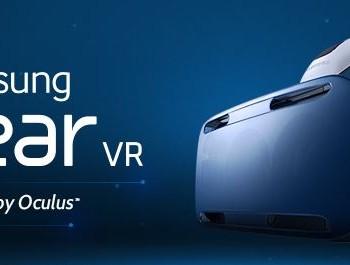 Samsung Gear VR Banner