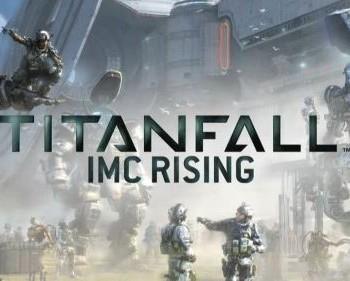 Titanfall IMC Rising banner