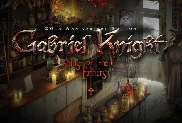 Gabriel Knight Sins of the Fathers