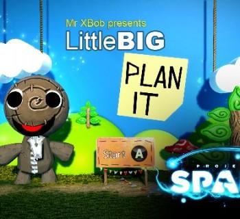 Little big Planet sparks