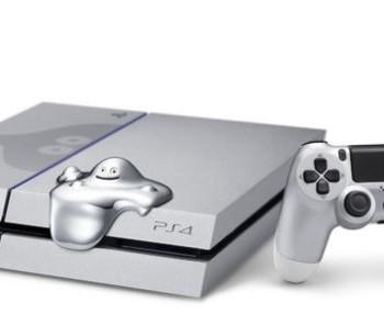 PS4 metal slime