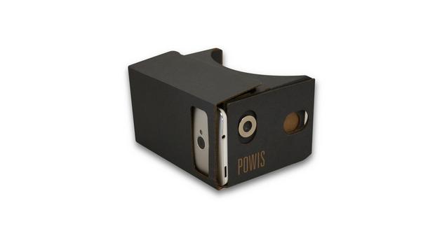 PowisCardboard VR 02