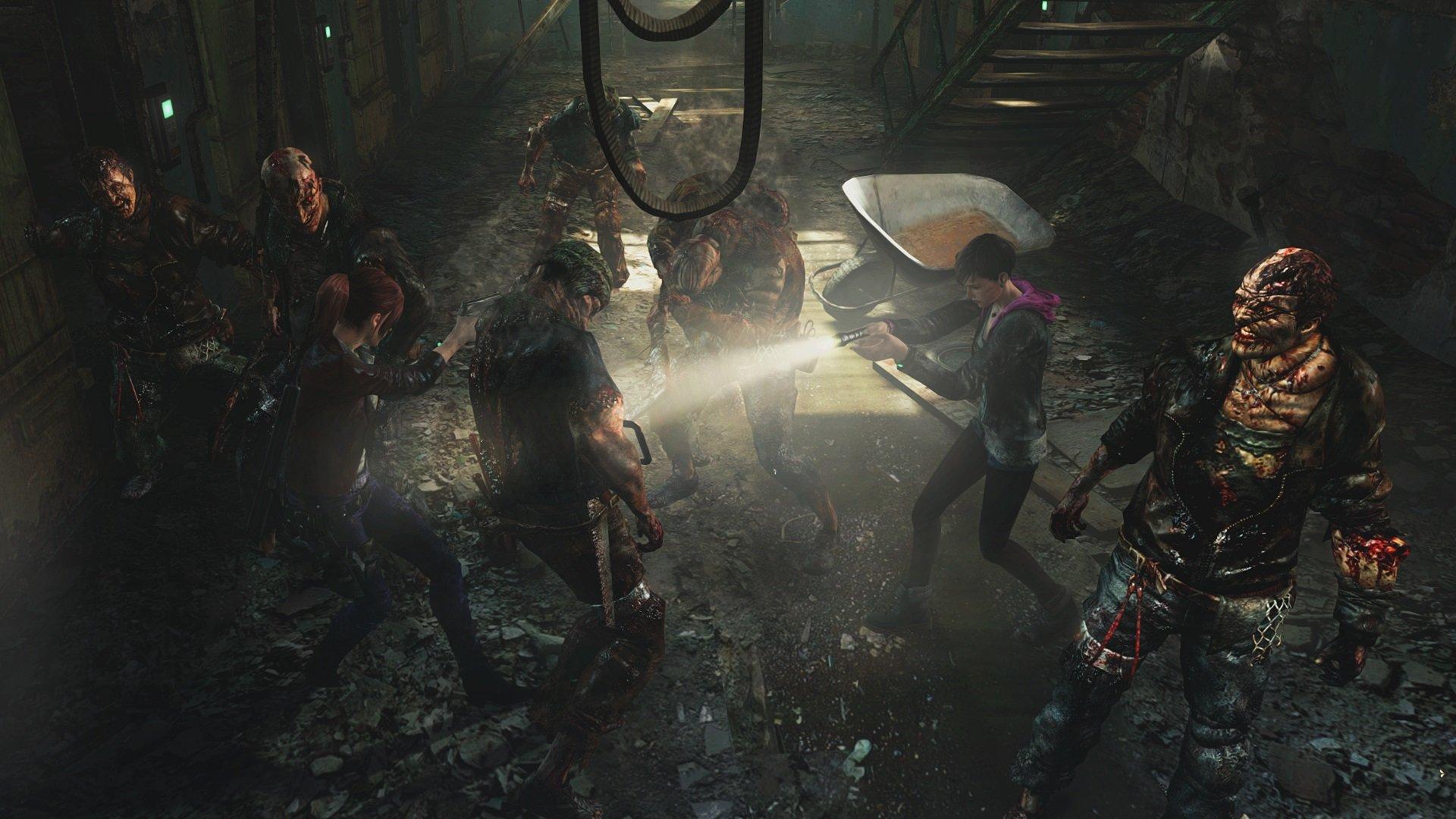 Resident Evil Revelations 2  (8)