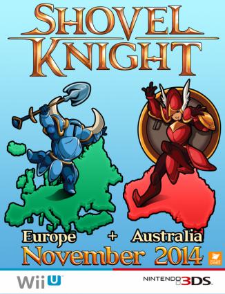 Shovel Knight locandina 01
