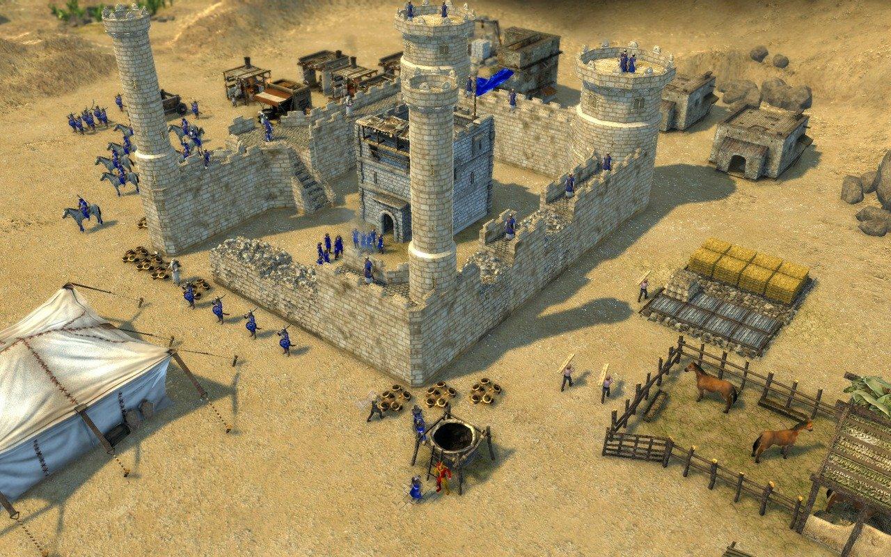 Stronghold Crusader II_08