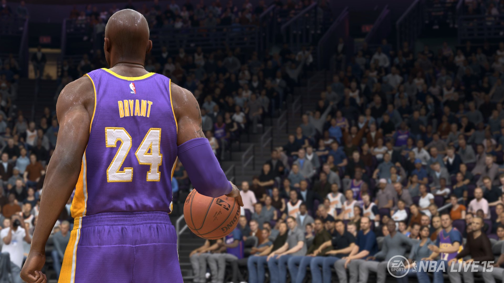 nba live 15 la recensione. Black Bedroom Furniture Sets. Home Design Ideas