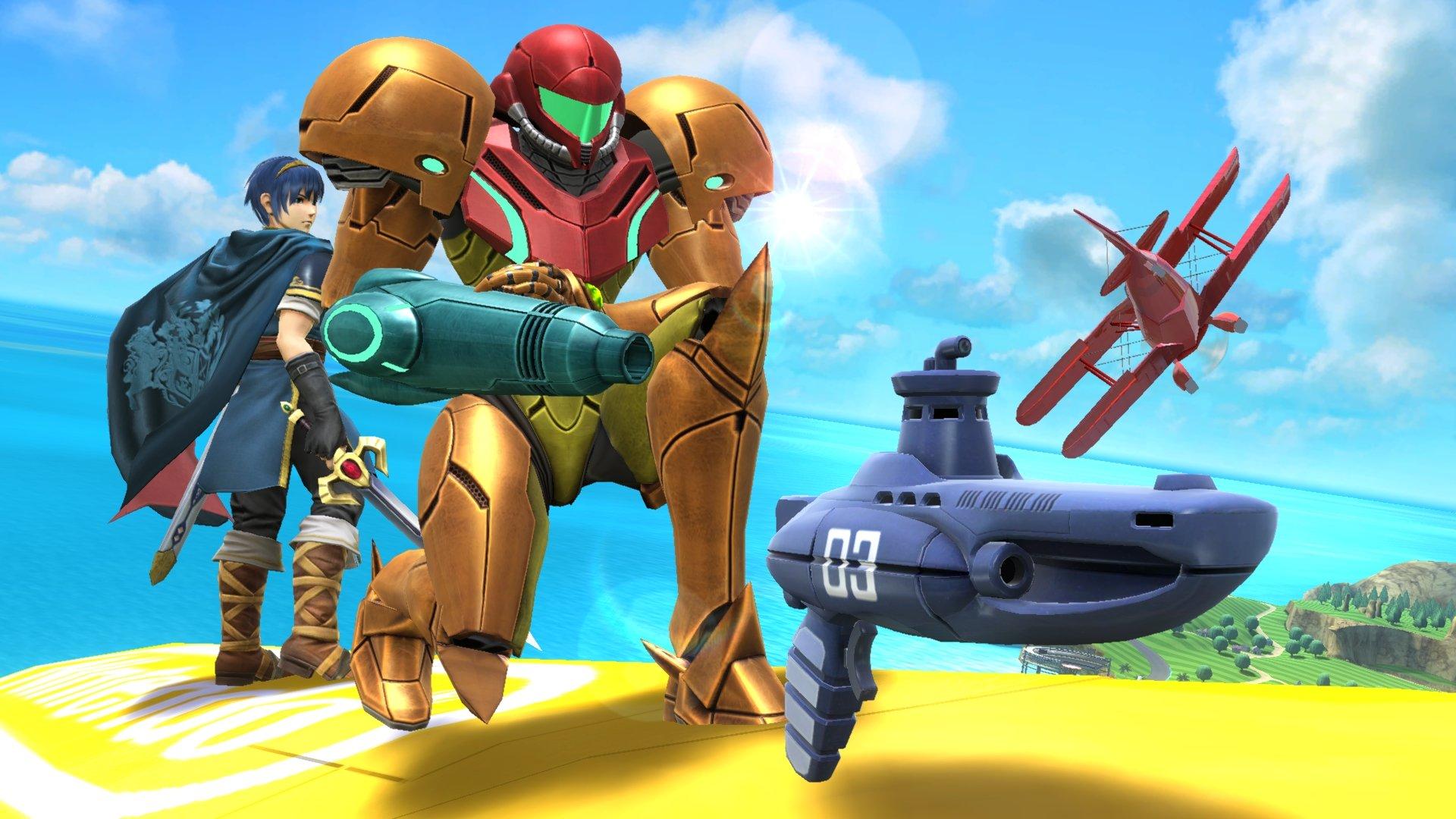 Super Smash Bros Wii U_02